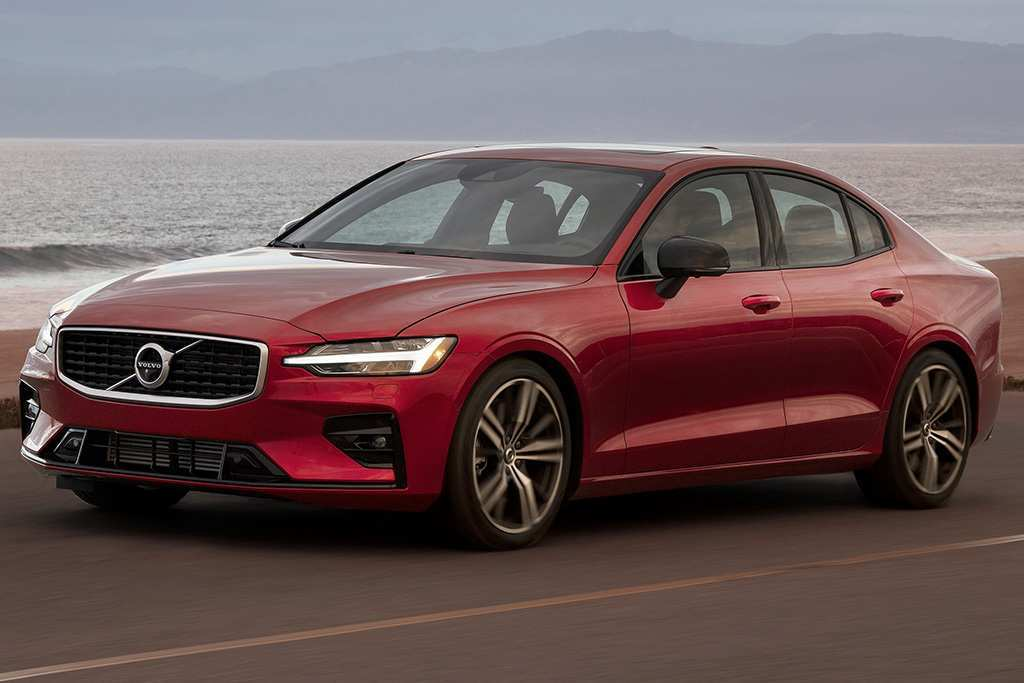 99 New 2019 Volvo S60 Redesign Speed Test