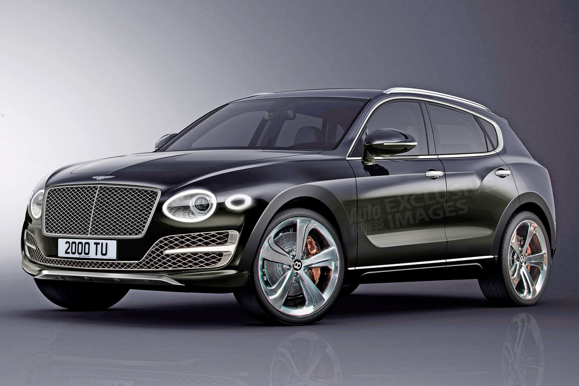 99 New 2020 Bentley Suv Engine