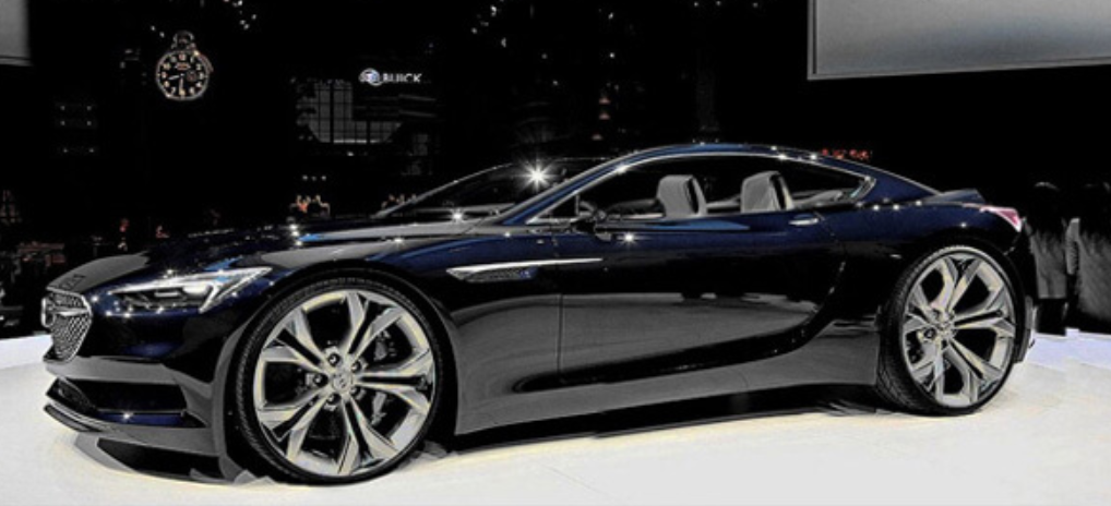 99 New 2020 Buick Avista Concept And Review