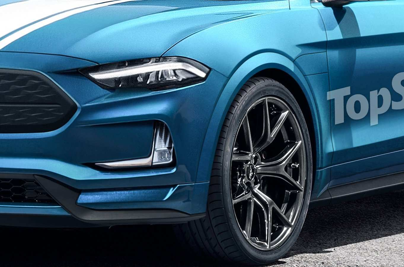 99 New 2020 Mustang Mach 1 Photos