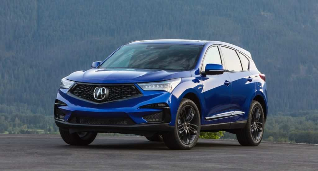 99 The 2020 Acura Rdx Changes Picture