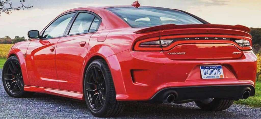 99 The 2020 Dodge Charger Scat Pack Widebody Performance