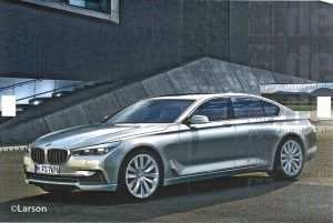 99 The Best 2019 Bmw 7 Series Perfection New Style