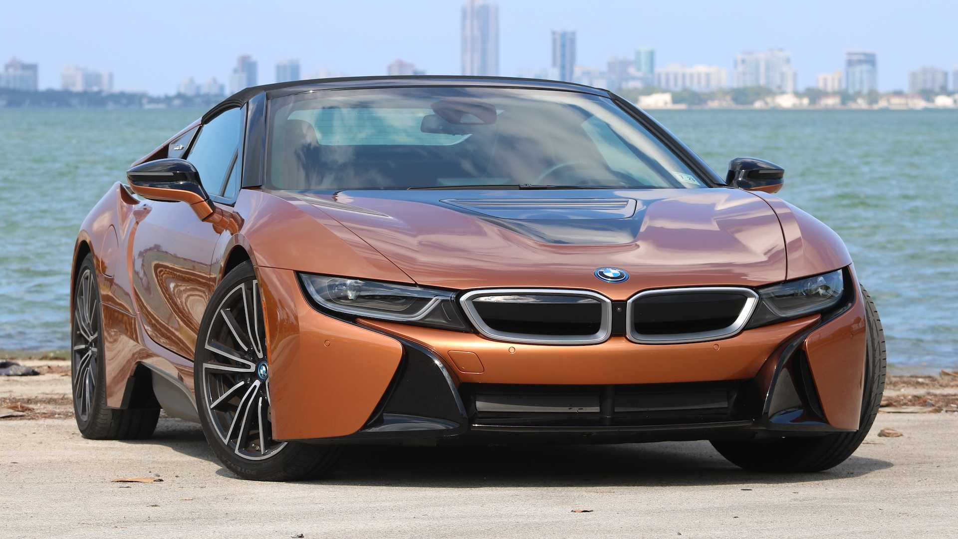 99 The Best 2019 Bmw I8 Roadster Style