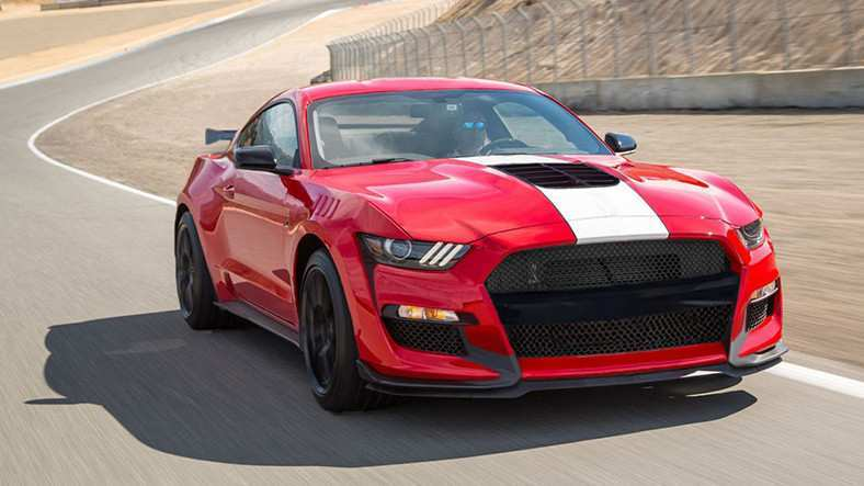 99 The Best 2019 Ford Shelby Gt500 New Concept