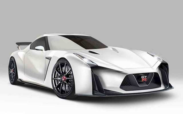 99 The Best 2020 Concept Nissan Gtr Price And Review