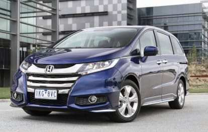 99 The Best Honda Odyssey 2019 Australia New Concept
