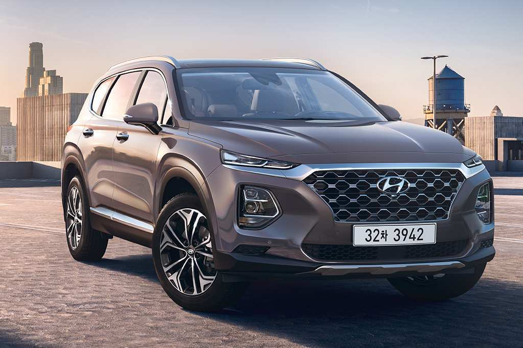 99 The Best Hyundai Santa Fe 2020 Wallpaper