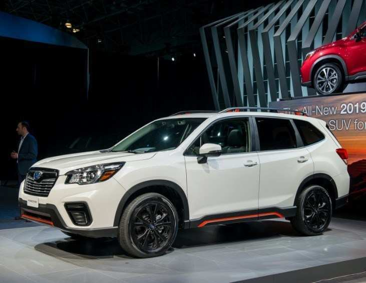 99 The Best Subaru Forester All New 2020 Redesign And Review