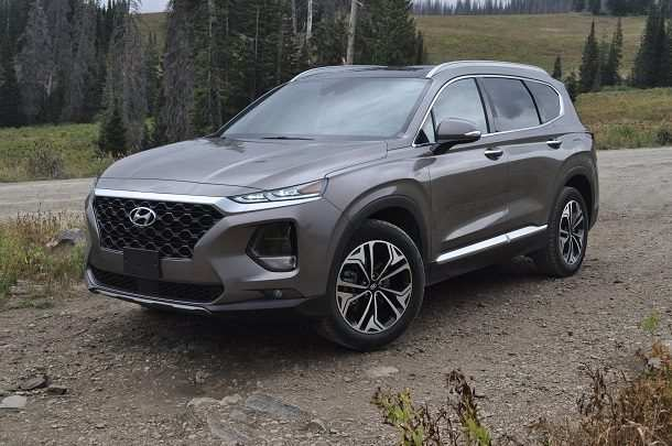 11 A The Santa Fe Kia 2019 Rumors New Model And Performance