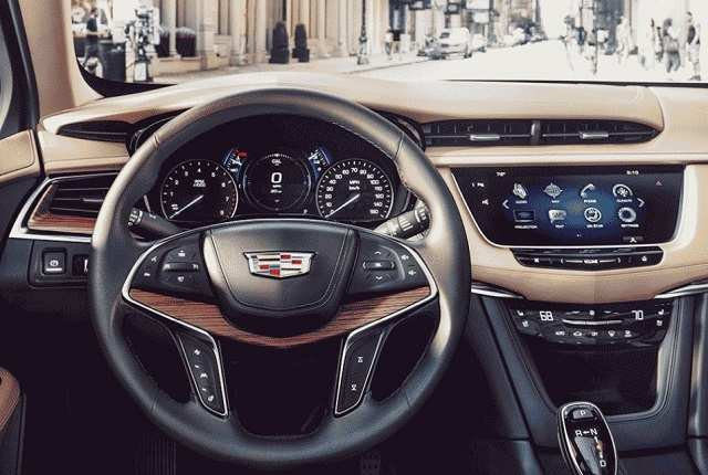 11 All New 2020 Cadillac Xt5 Interior Concept