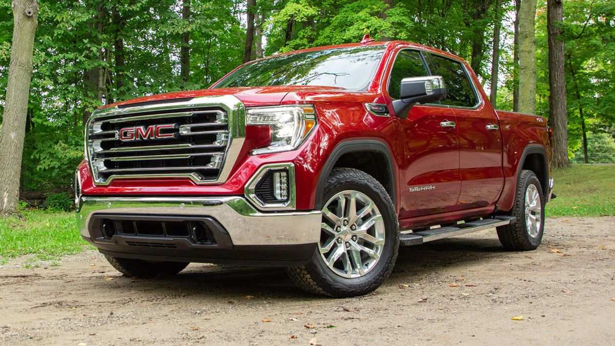 11 All New 2020 Gmc Sierra Mpg Model