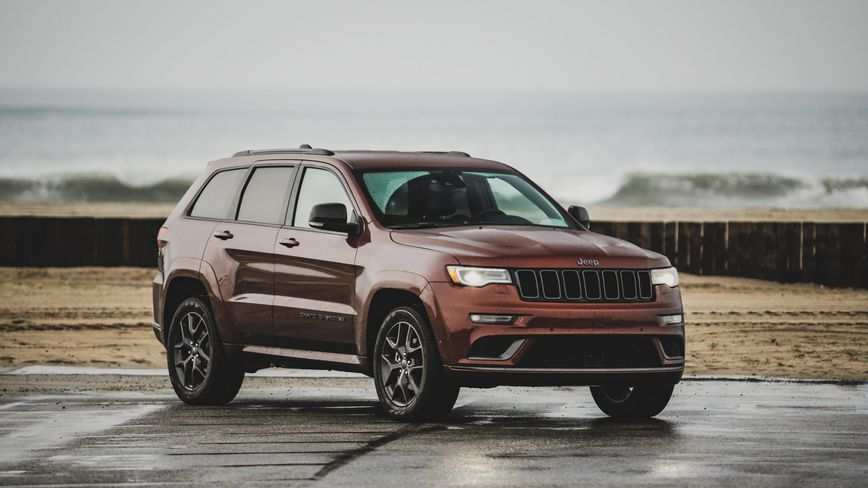 11 All New New Jeep Lineup For 2019 New Review New Model And Performance