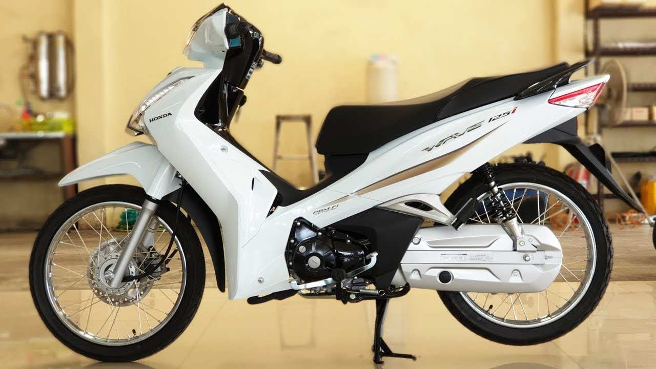 11 All New The Honda Wave 2019 Review And Specs New Concept