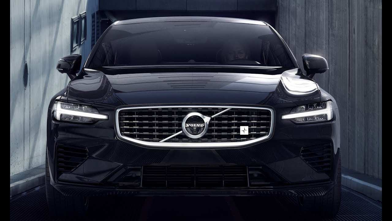 11 New Volvo S60 Polestar 2019 Photos