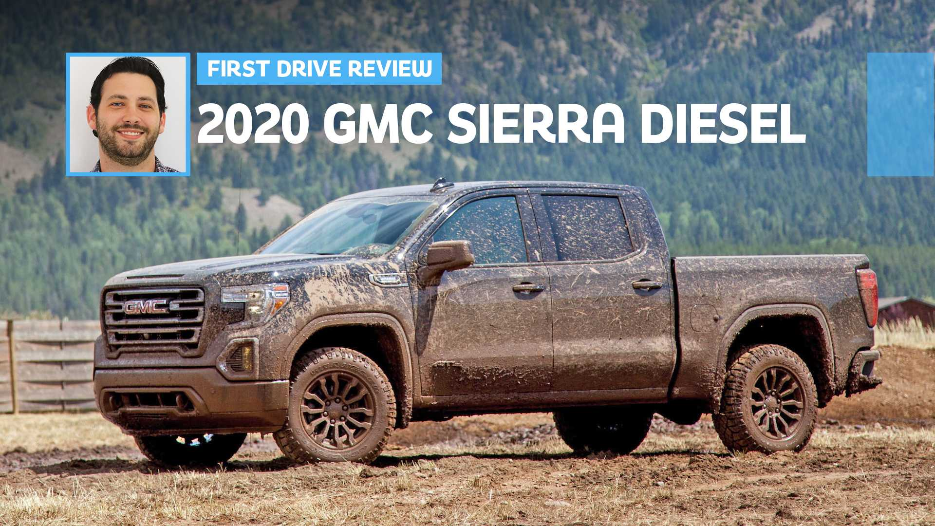 11 The 2020 Gmc Sierra Mpg Concept And Review