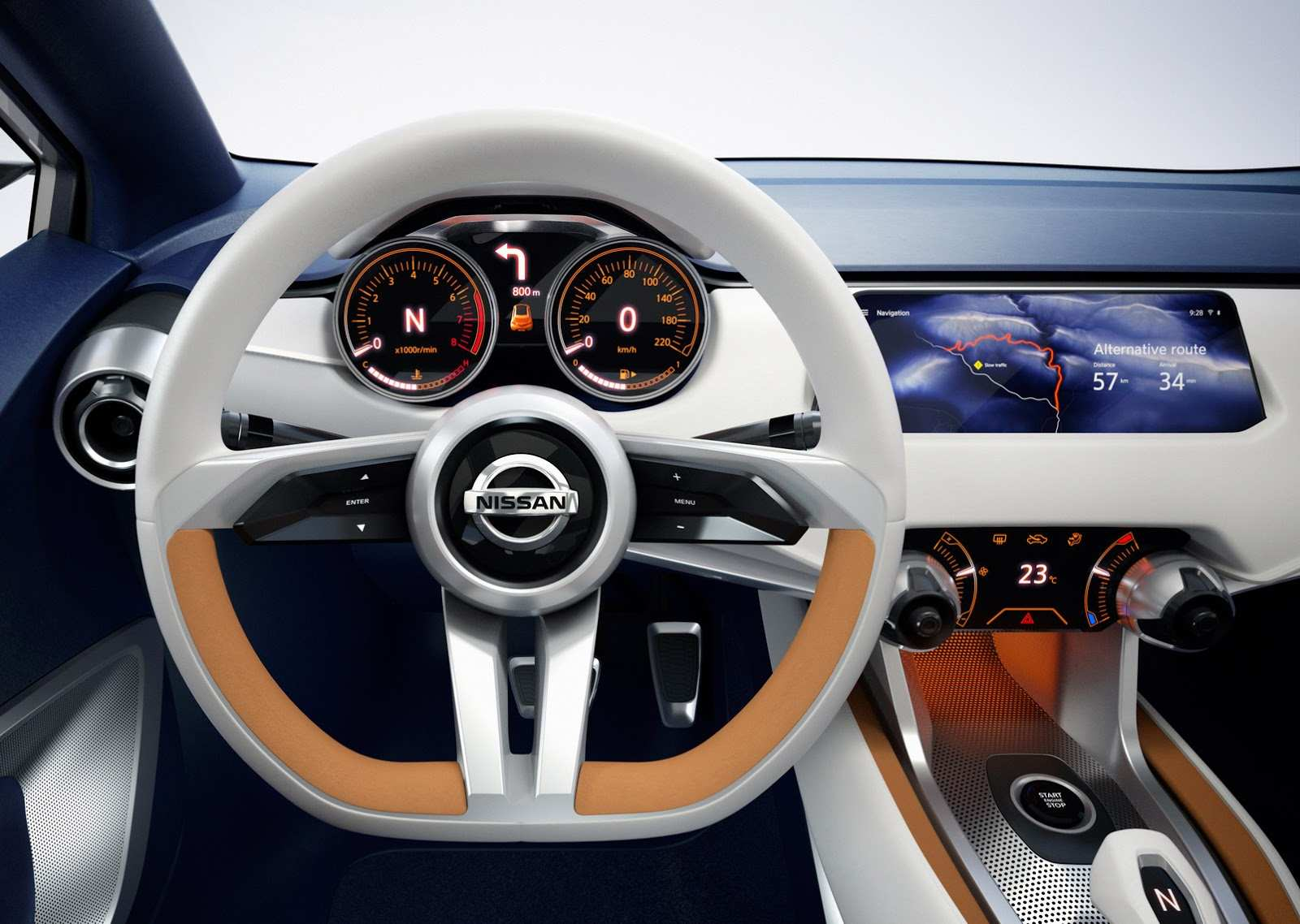 11 The Best Nissan Concept 2020 Interior Wallpaper