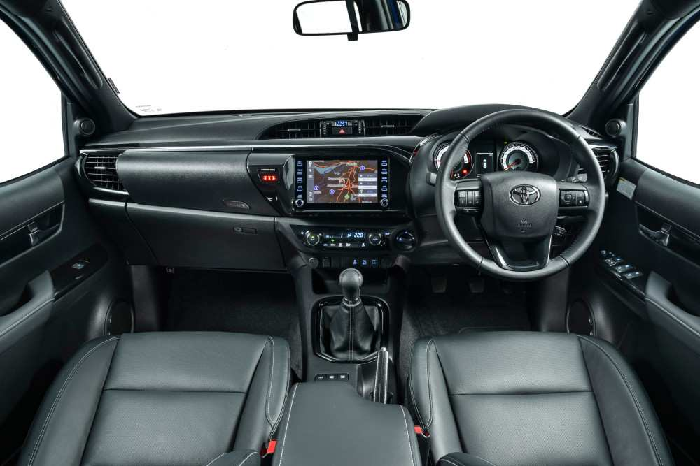 12 A The Toyota Legend 50 2019 New Interior Redesign