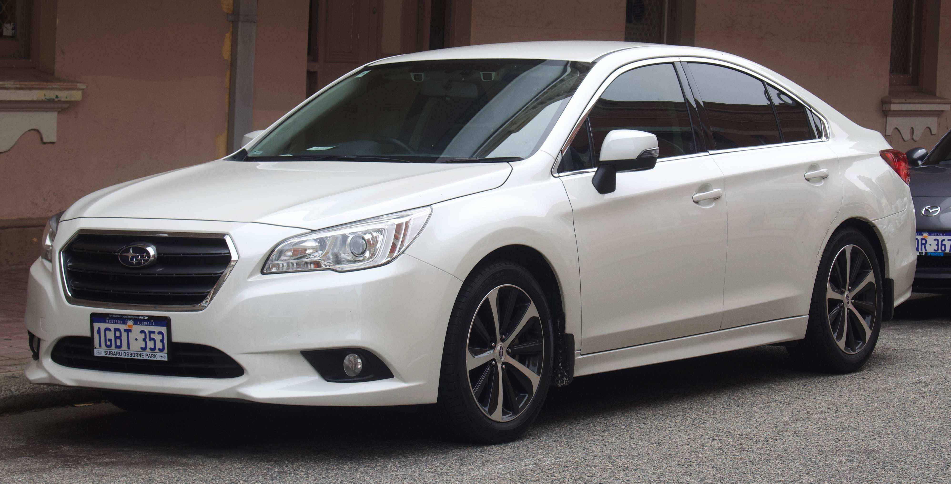 12 All New The Subaru Legacy Gt 2019 Performance Price And Release Date