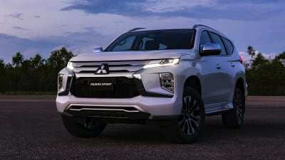 12 Best Mitsubishi New Pajero 2020 Picture
