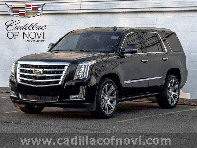 12 New 2020 Cadillac Escalade Premium Luxury First Drive