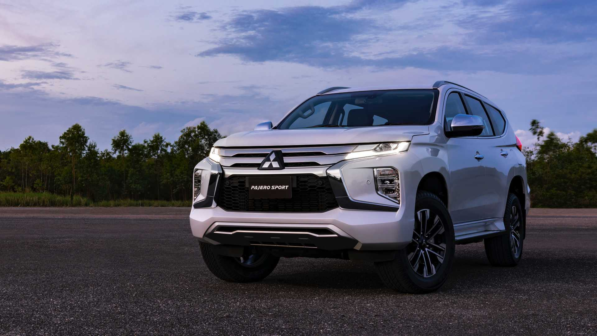 12 New Mitsubishi Shogun Sport 2020 Redesign And Concept