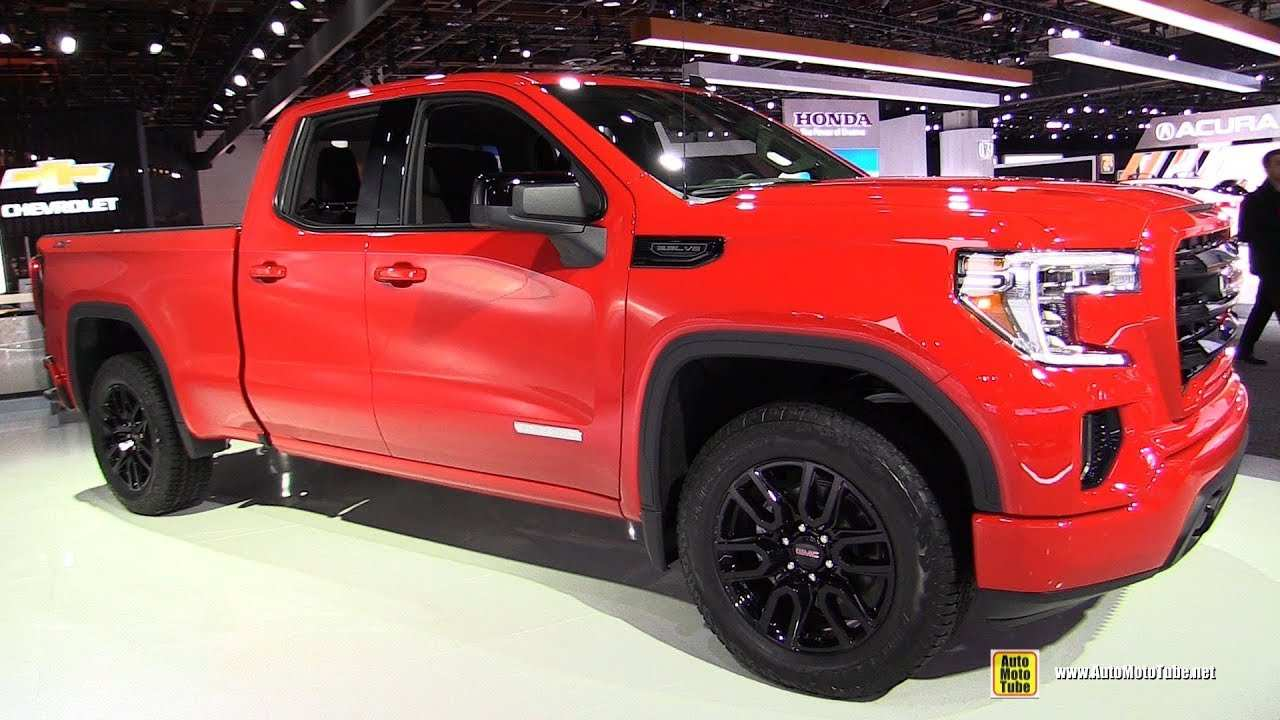 12 The Best 2020 Gmc Sierra X31 Model