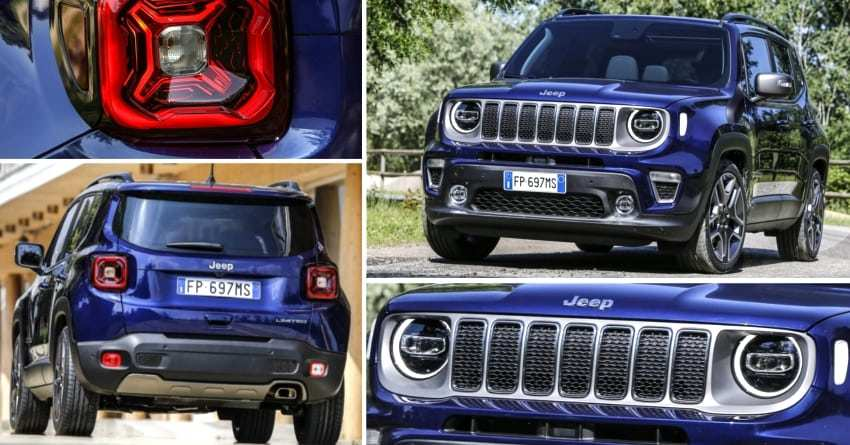 12 The The Jeep Renegade 2019 India New Review Specs