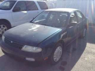 13 A 1996 Nissan Altima Style