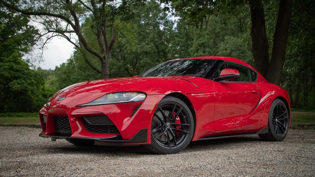 13 A Pictures Of The 2020 Toyota Supra Performance And New Engine