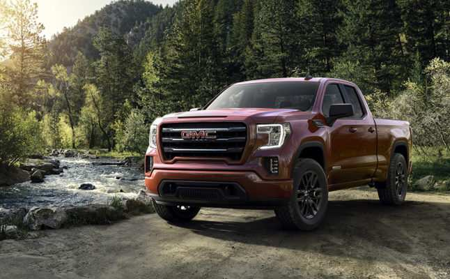 13 All New 2020 Gmc Sierra X31 New Model And Performance