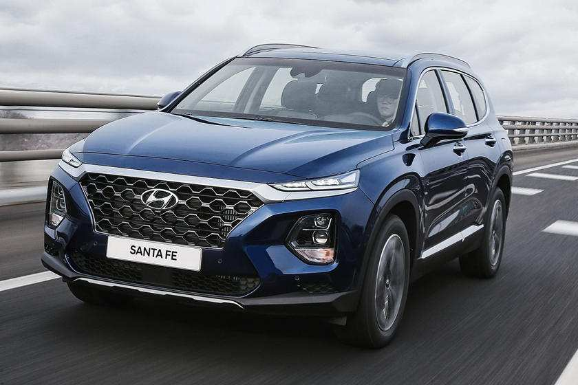 13 Best The Santa Fe Kia 2019 Rumors Review