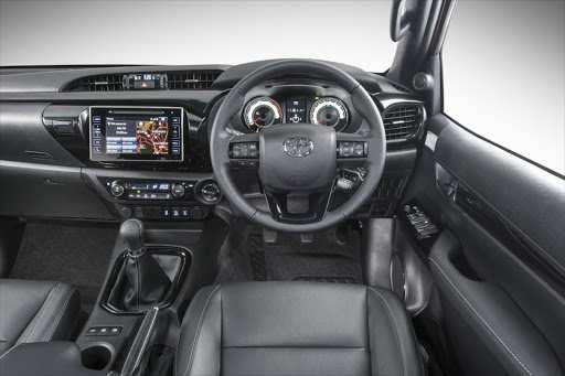 13 The Best The Toyota Legend 50 2019 New Interior Performance And New Engine
