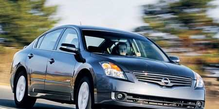 14 All New 2007 Nissan Altima Hybrid Style