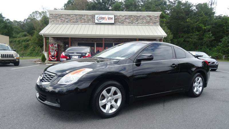 14 All New Nissan Altima Coupe 2008 Release Date