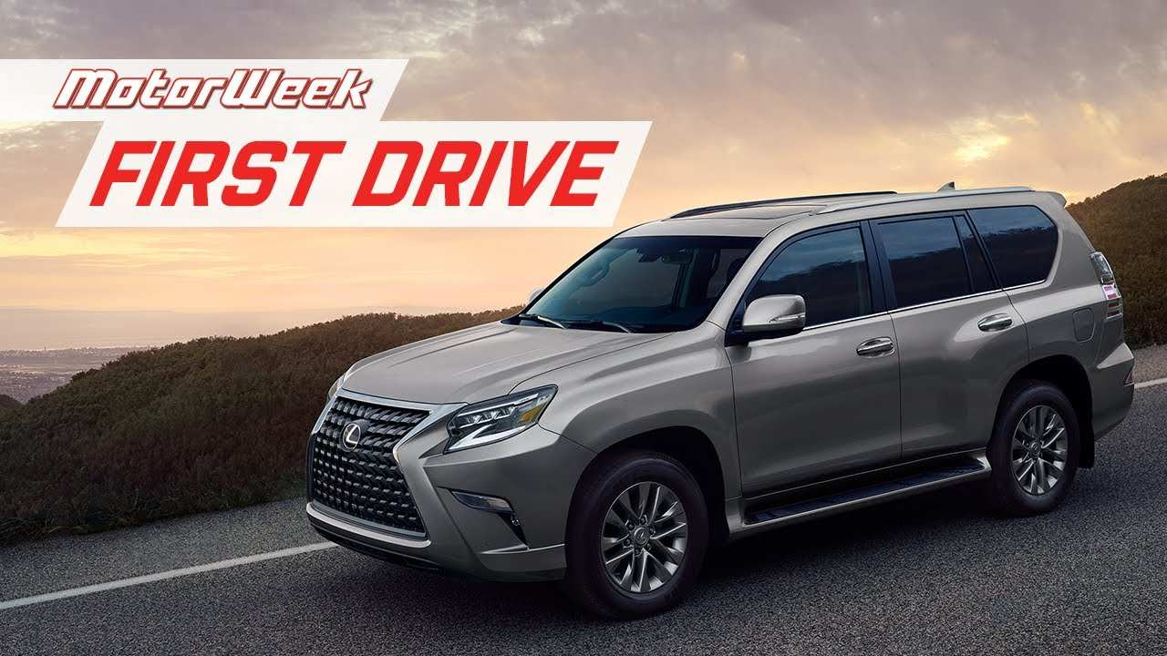 14 Best Lexus 2019 Gx Redesign First Drive History