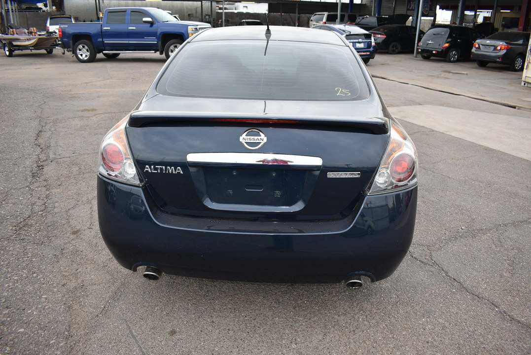 14 The 2007 Nissan Altima Hybrid Exterior And Interior