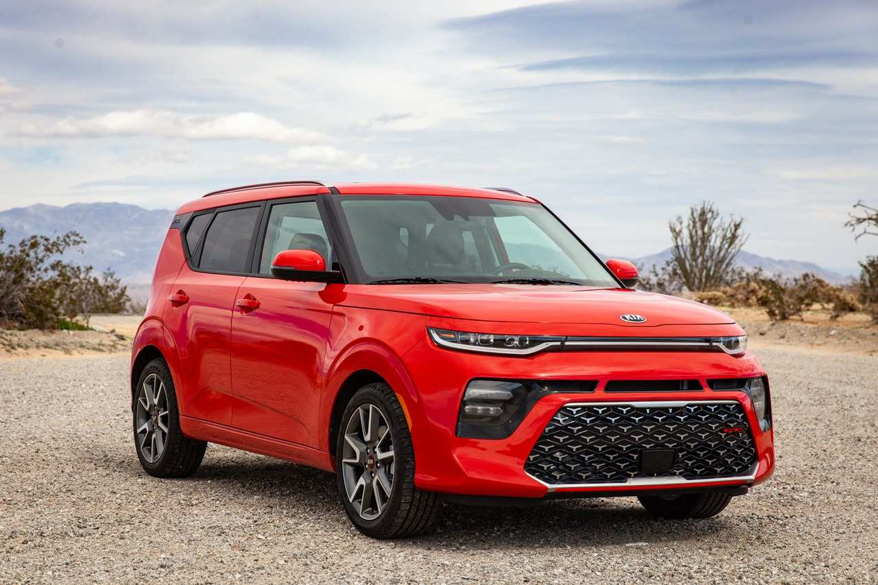 14 The 2020 Kia Soul Ev Release Date New Review
