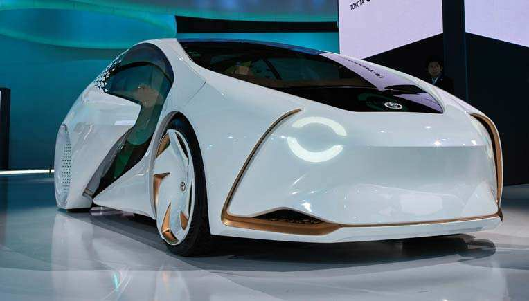 14 The Best Toyota Ev 2020 Release