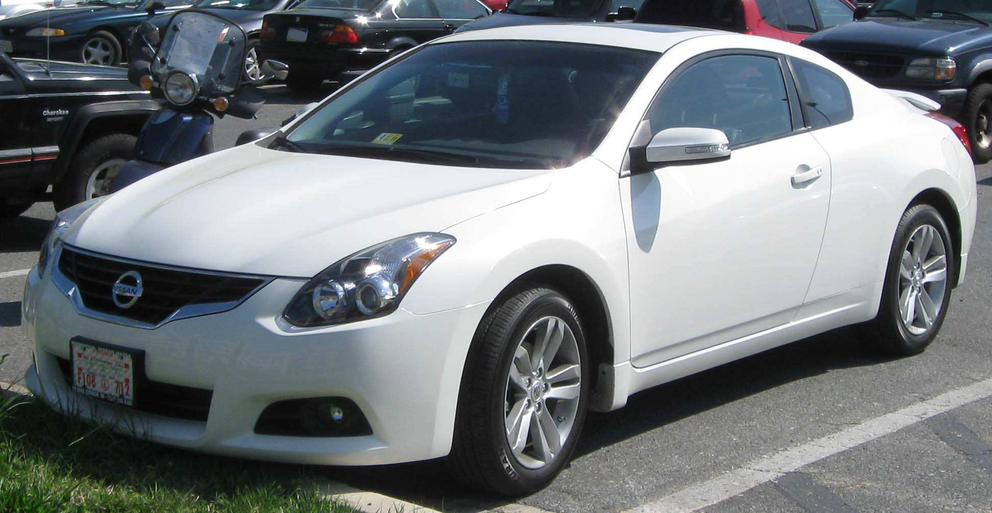 15 All New 2010 Nissan Altima Coupe Redesign And Review