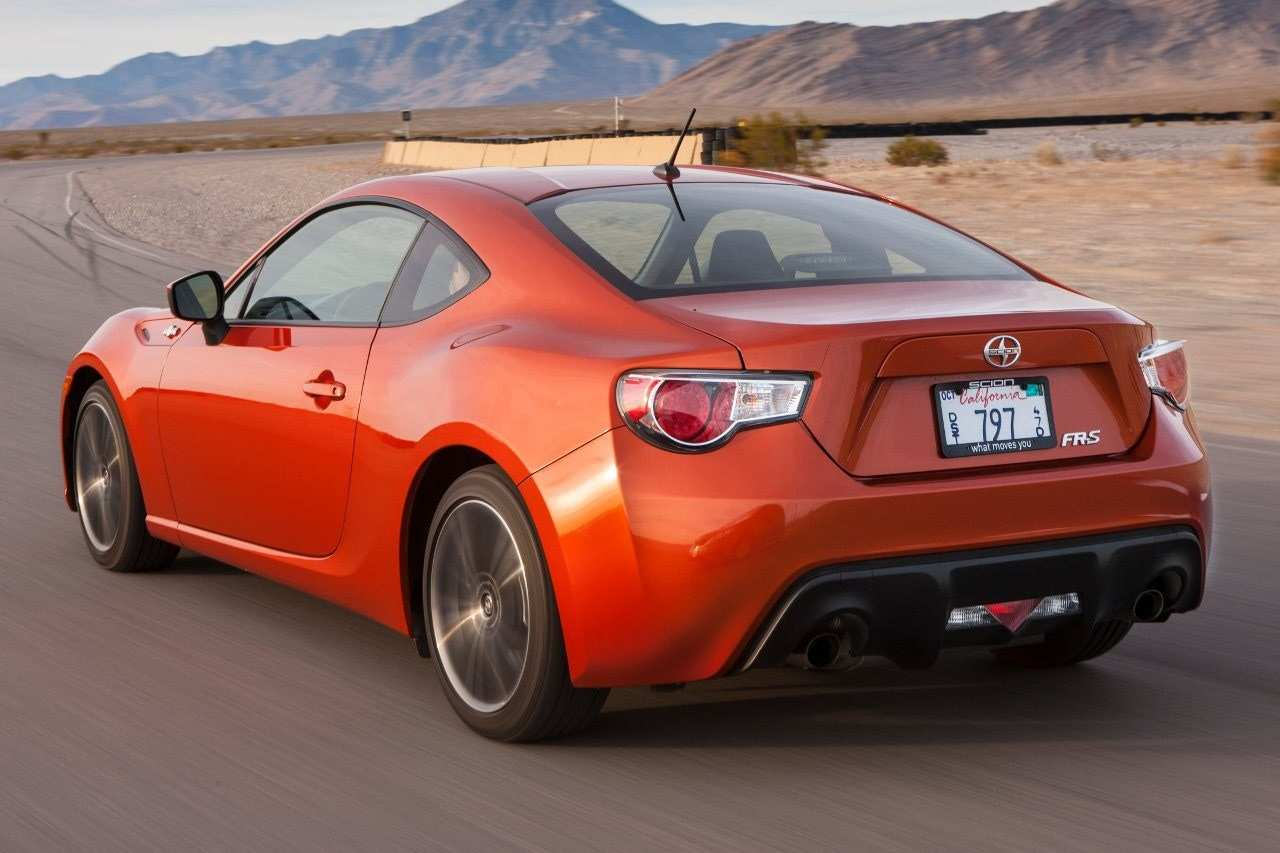 15 All New 2019 Scion Fr S Sedan Specs And Review