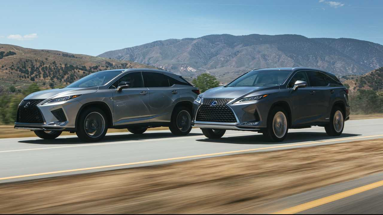 15 All New Lexus Rx 2020 Facelift Release