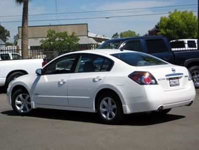 15 Best 2007 Nissan Altima Hybrid Photos