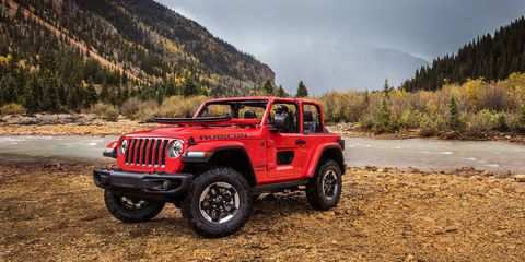 15 Best New Jeep Lineup For 2019 New Review Concept