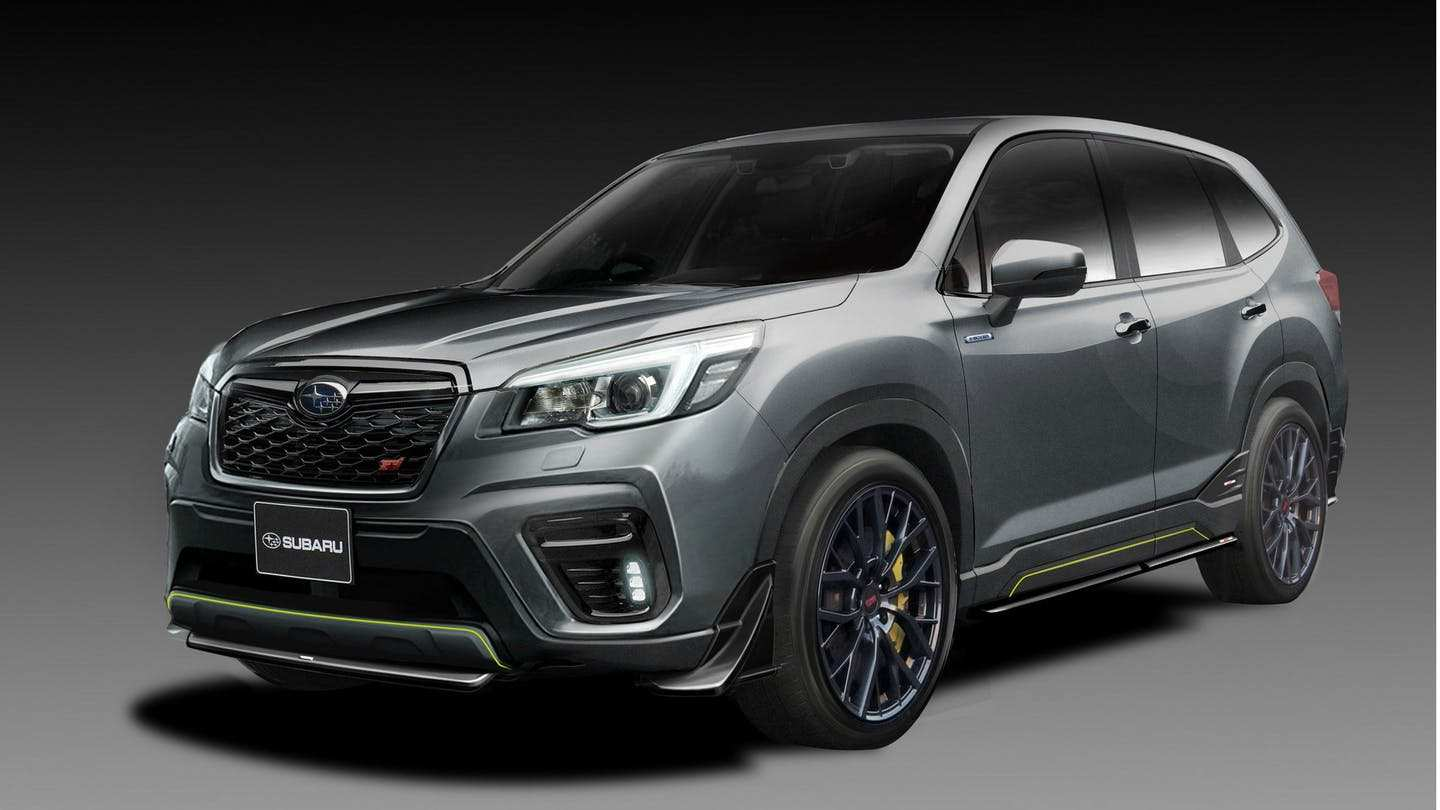 16 All New Subaru Plans For 2019 Concept Redesign And Review Research New