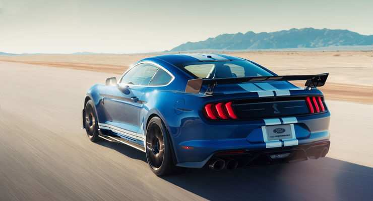16 Best Ford Gt500 Mustang 2020 Performance And New Engine