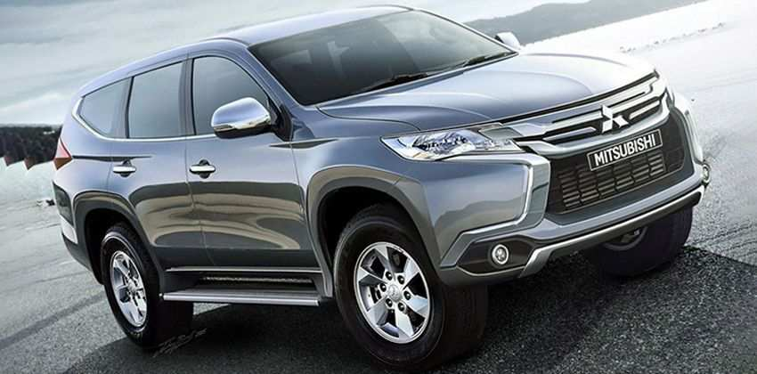 16 Best Mitsubishi New Pajero 2020 Photos