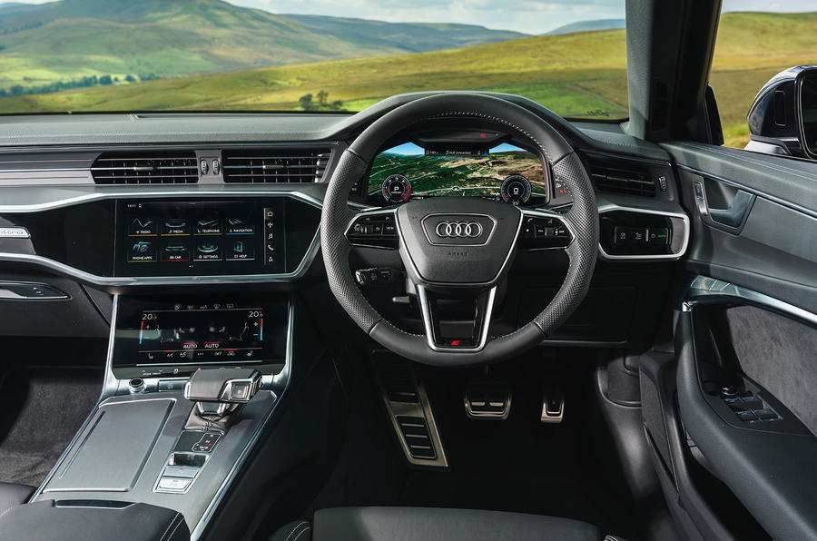 16 Best Review Audi 2019 A6 New Interior Images