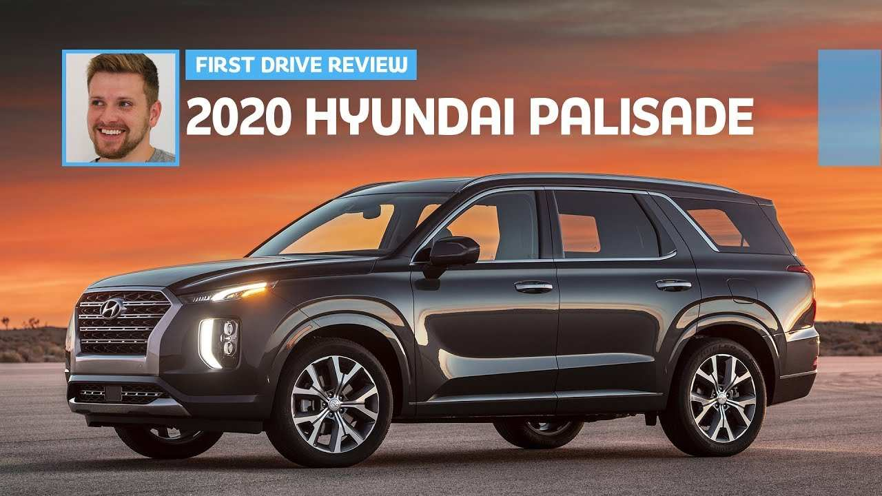 16 New When Does The 2020 Hyundai Palisade Come Out Prices