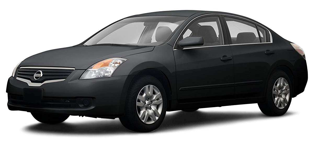 16 The 2009 Nissan Altima Photos